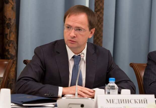 Владимир Мединский: Россия заинтересована в выстраивании добрососедских отношений с Японией