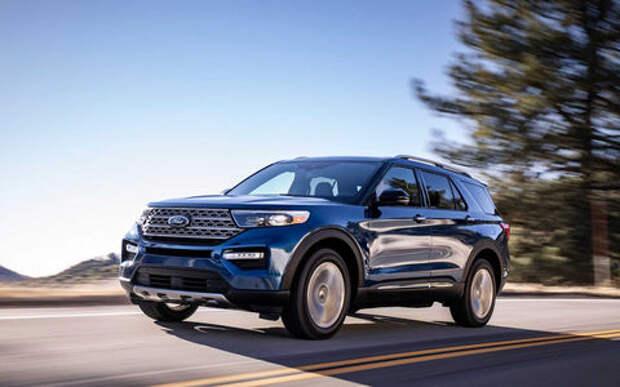 Новый Ford Explorer: разбираем его в деталях
