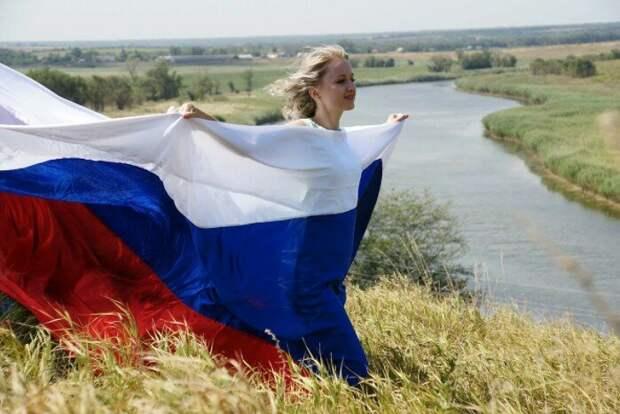 """Вот зачем нам такой """"МИР"""", в котором не будет России?"""