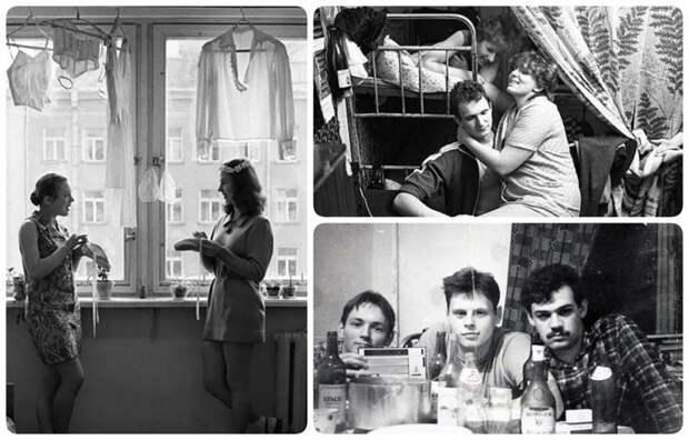 Что творилось в советских общежитиях девушки, интересно, ностальгия, общежития ссср, студенчество, фото