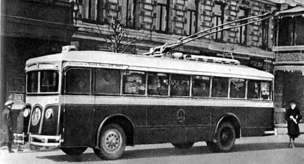 От троллейбусов к электробусам