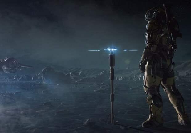 Авторы Star Citizen добавили в игру кастомизацию персонажей и систему маяков с миссиями