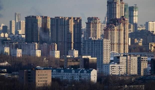 В марте москвичи оформили в Росреестре на 27% больше договоров со вторичным жильем