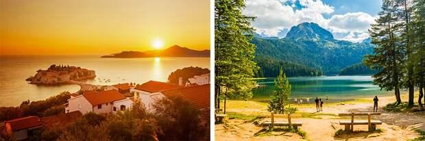 10 мест, в которых можно круто отдохнуть летом и не разориться