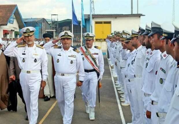 В Иране торжественно ввели в строй новую базу ВМС «Ракетный город»