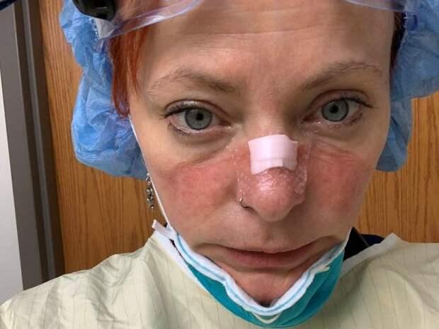 8 героических фото врачей, которые каждый день борются с коронавирусом