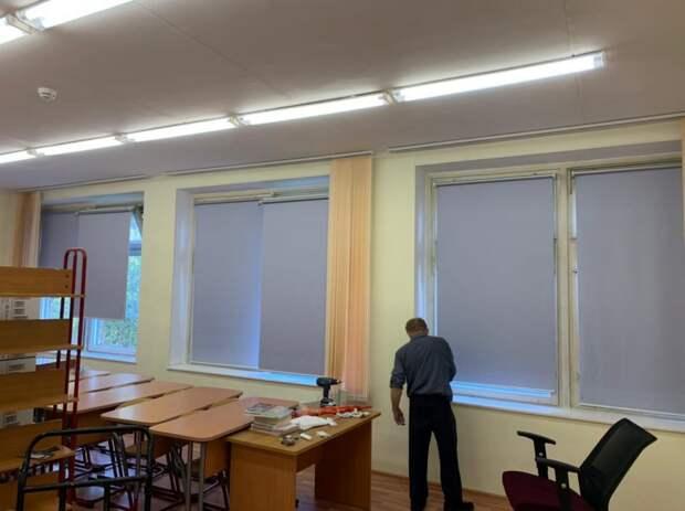 Корпуса школы на Седова и Амундсена отремонтируют к сентябрю