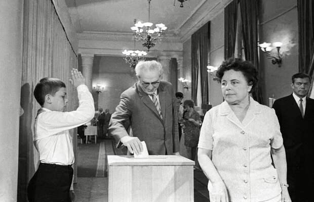 Малоизвестные советские лидеры