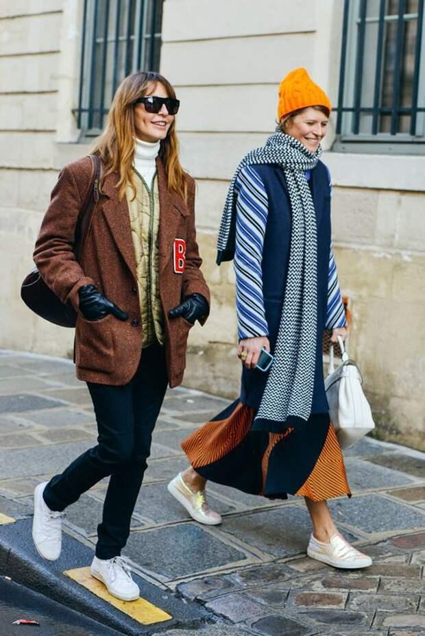 Женское пальто (трафик)