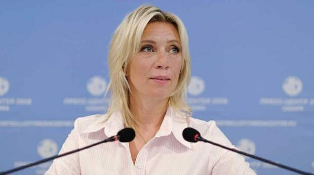 Захарова ответила на заявление НАТО о противостоянии с Россией