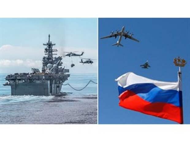 Любая агрессия в отношении России - призыв к самоубийству