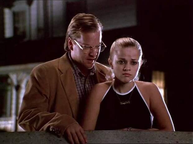 "Кадр из фильма ""Шоссе"" (1996)"