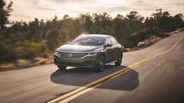 Стали известны цены на Volkswagen Passat нового поколения