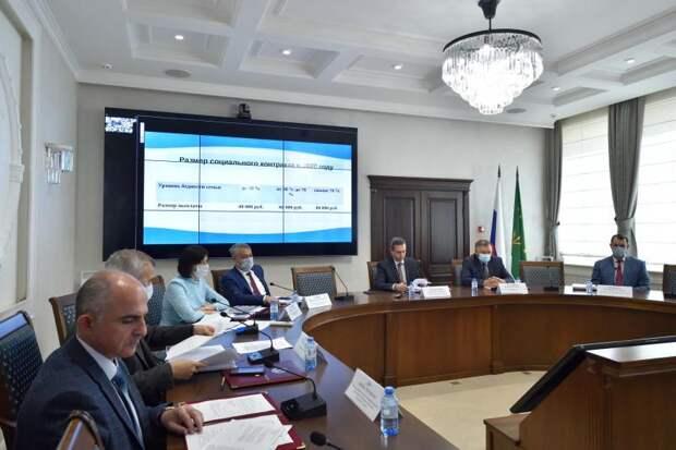 На комплексное развитие сельских территорий Адыгеи направят около 1,2 млрд. рублей
