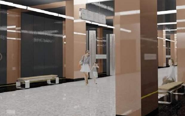 Станция метро «Лианозово» повысит транспортную доступность Северного — Бочкарев Фото с сайта stroi.mos.ru