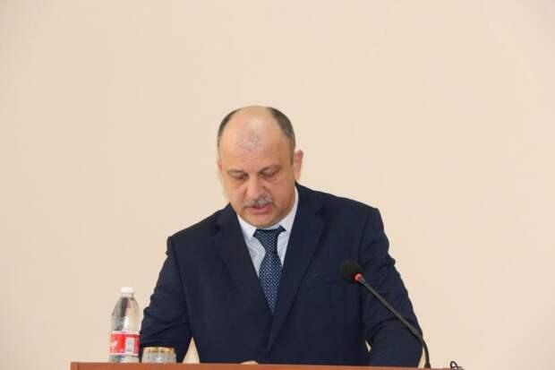 Главой Гиагинского района избрали Андрея Таранухина