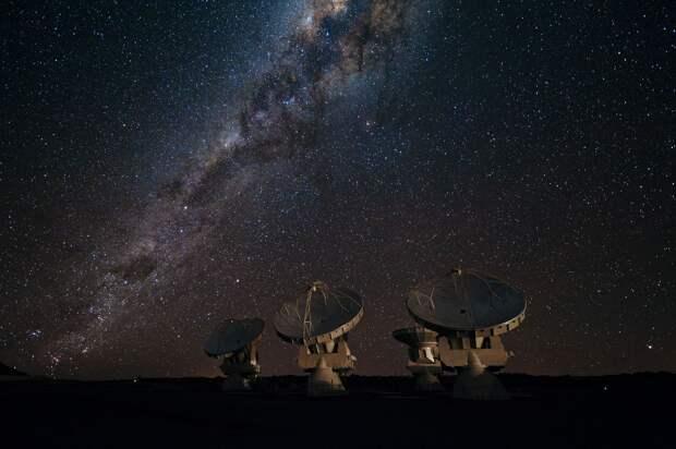 Почему нет инопланетных сигналов? Парадокс Ферми