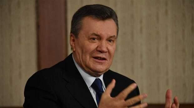 На Украине потребовали заочного ареста Януковича и его сына