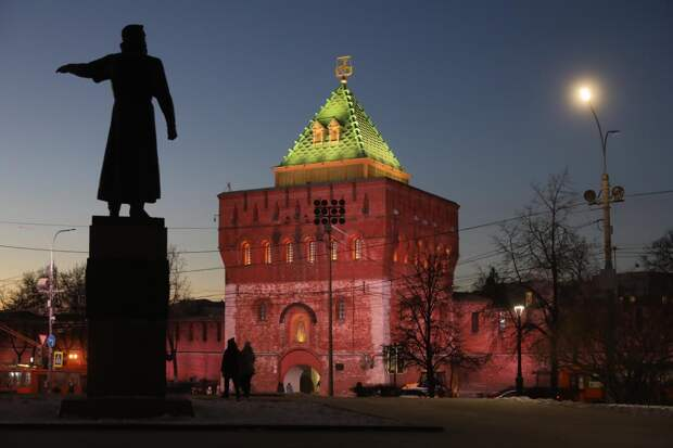 Нижний Новгород попал в пятерку лучших городов для жизни в 2021 году