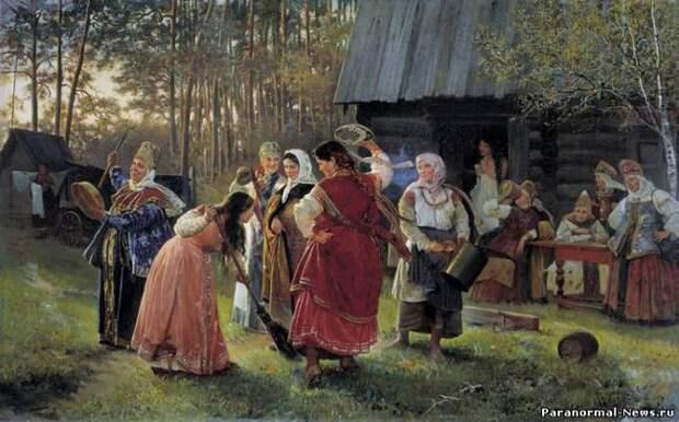 Обряды: Невеста из мира мертвых