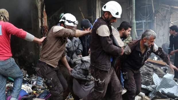 Самая страшная провокация против Сирии и России (ФОТО)