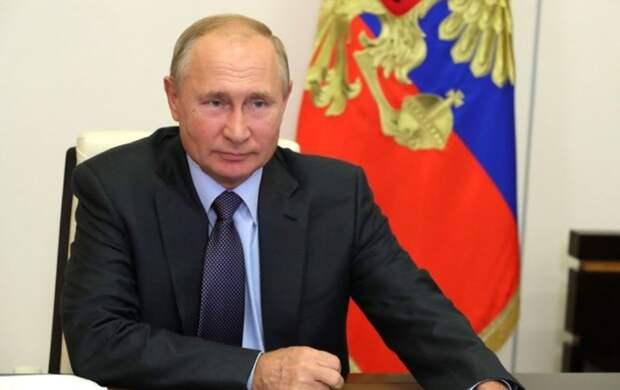 Владимир Путин: Американскому истеблишменту придётся считаться с интересами России