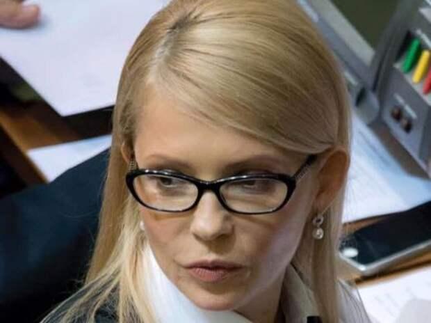 Тимошенко объявила войну Порошенко и компании