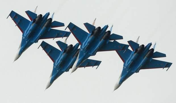 ВКС РФ дважды за сутки поднимали боевые истребители из-за НЛО