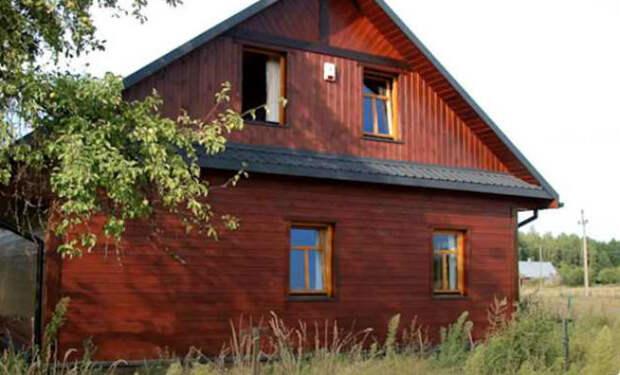 Уникальный дом своими руками