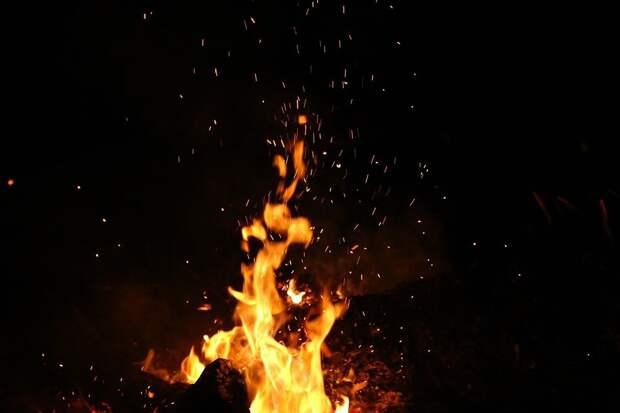 Природа, Пожар, Огонь, Записать, Пепел, Spark, Дым