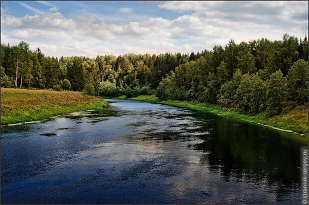 Достопримечательности русской природы