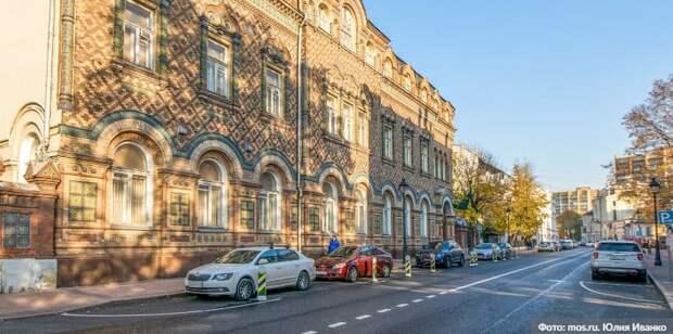 Собянин рассказал о реставрации памятников московской архитектуры. Фото: Ю. Иванко mos.ru