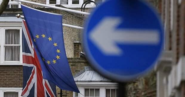 процесс выхода из ЕС