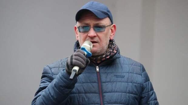 Суд Петербурга изберет меру пресечения депутату Резнику 18 июня