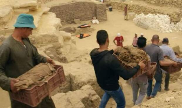 Египетские археологи нашли «меняющую древнюю историю» мумию
