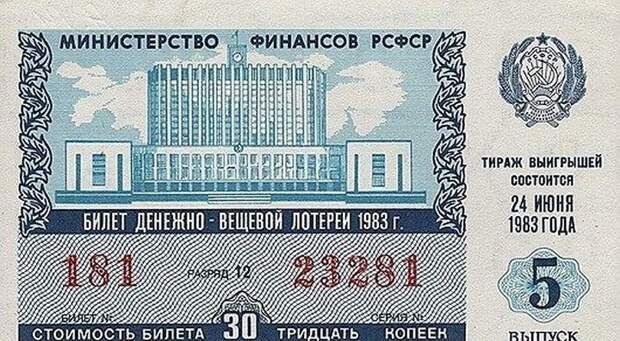 Вспоминая советский рубль…