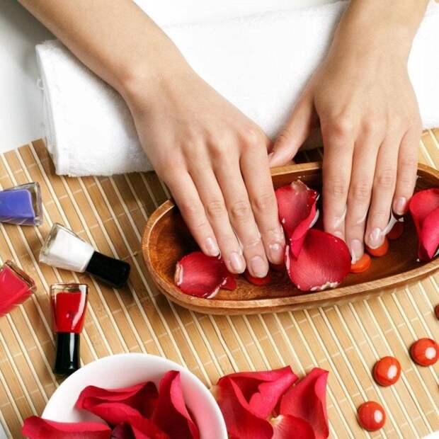 18 замечательных ванночек для укрепления ногтей! Ты будешь в восторге