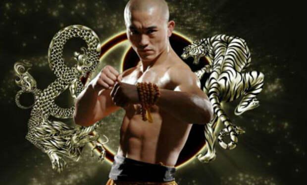 Тайский бокс против монаха шаолинь: поединок мастеров вошел в историю