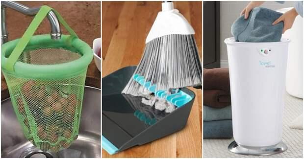 20+ необычных изобретения, которые должны быть в каждом доме