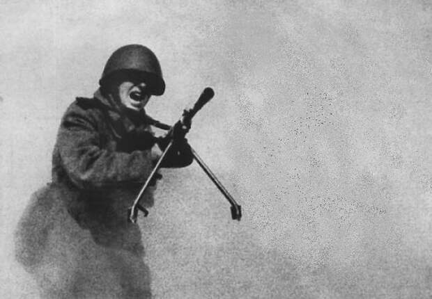 Дмитрий Камоликов: как советский десантник обратил в бегство взвод немцев