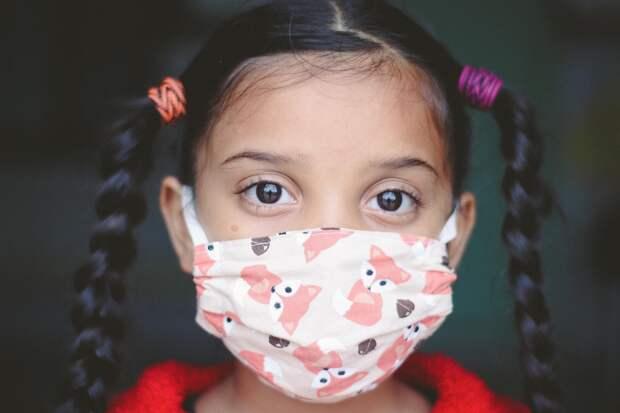 В Удмуртии дети стали чаще болеть коронавирусом