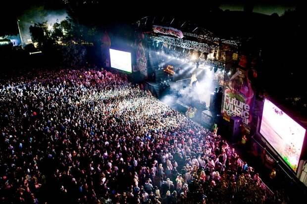 42 самых эпичных танцевальных фестиваля со всего мира