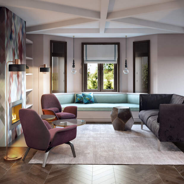 Преимущества и недостатки больших и маленьких окон в доме