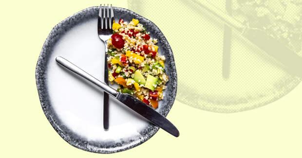 Salt: главное здесь, остальное по вкусу - 16/8: что нужно знать об интервальном голодании