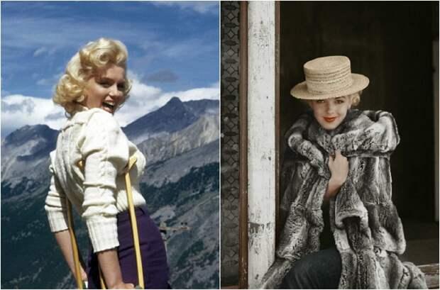 10 редких фотографий знаменитой киноактрисы Мэрилин Монро