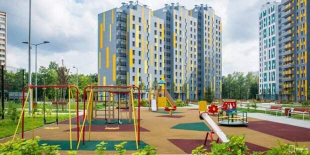 Двор. Фото: mos.ru