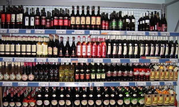 Нужно ли выносить продажу алкоголя за поселения в спецмагазины?
