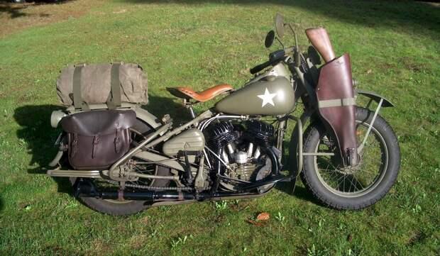 Легендарный мотоцикл «Харлей-Дэвидсон» и его история