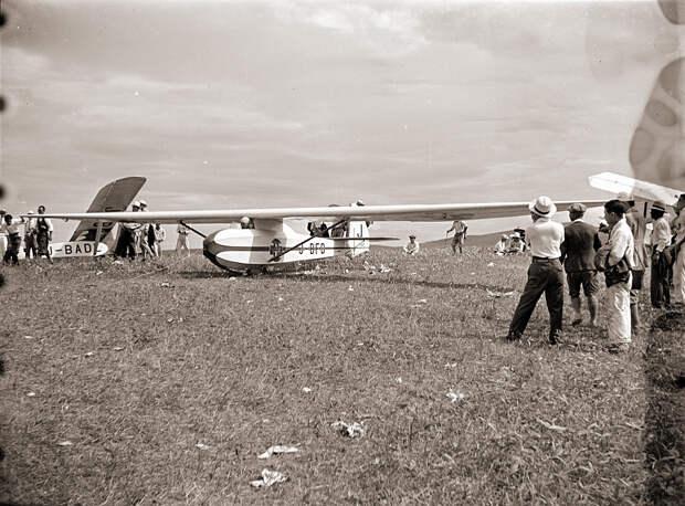 J-BFD Sportflugzeugbau Goeppingen Glider, 1930s