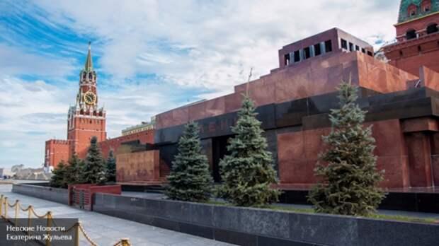 ЦРУ хочет насолить Путину, украв тело Ленина